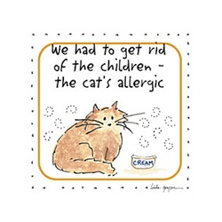 Cat's Allergic Nightshirt