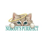 Nobody's Purrfect Custom Nightshirt