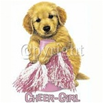 Cheer Puppy Custom  Nightshirt