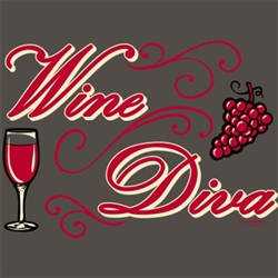 Wine Diva Custom Nightshirt