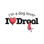 Dog I'm A Dog Lover, I Love Drool Night Shirt