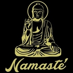 Namaste Custom Printed Nightshirt