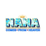 Nanas Come From Heaven Custom Nightshirt