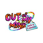 Out of My Mind Custom Nightshirt