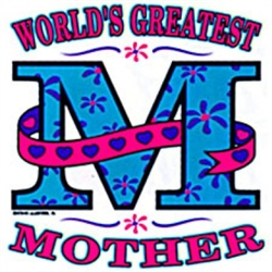 World's Greatest Mother Custom Nightshirt