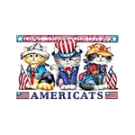 Americats Cat Night Shirt