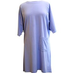 38 Inch Blank Nightshirt by Calcru- With Pocket!